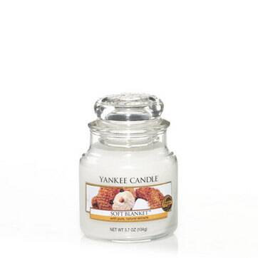 Jarres Yankee Candle - Couverture Douce