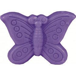 Savon fantaisie papillon violet - Senteur Fruit de la passion