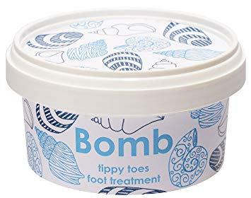 Crème pour les pieds