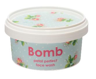Nettoyant visage - Petal Perfect - Bomb cosmetics