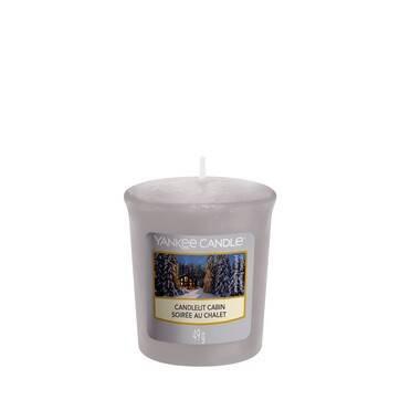 Votive Yankee Candle - Soirée au Chalet