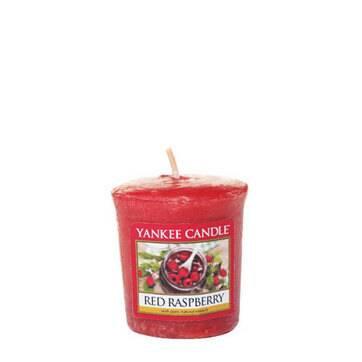 Votive Yankee Candle - Framboise rouge