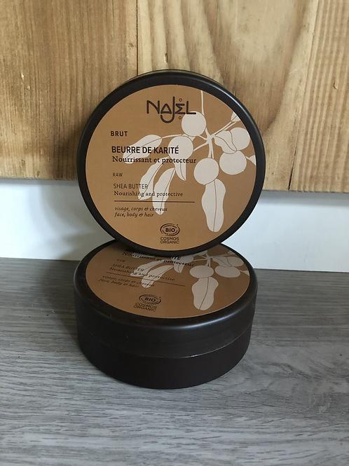 Beurre de Karité neutre certifié Cosmos Organic