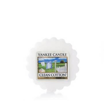 Tartelettes Yankee Candle - Coton frais