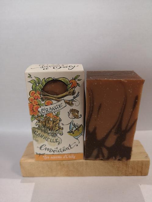 Savon Orange Cannelle - Orély