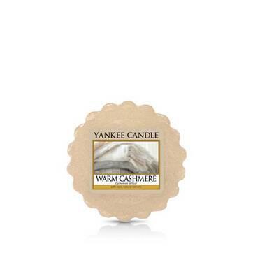 Tartelettes Yankee Candle - Cachemire délicat