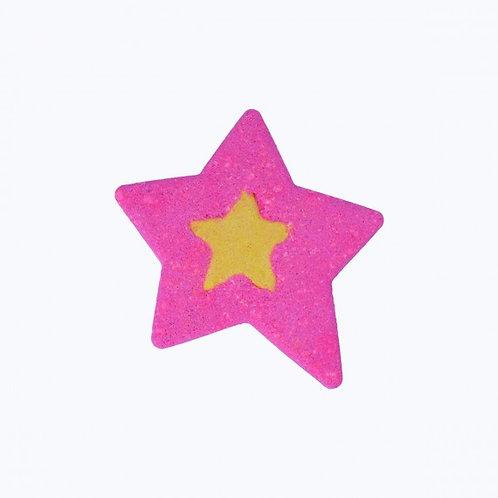 Bombe de bain Watercolor - A star is born