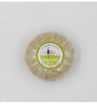 Shampoing solide cheveux frisés-crépus avec ou sans HE - Les savons de Joya