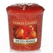 Votive Yankee Candle - Orange Epicée