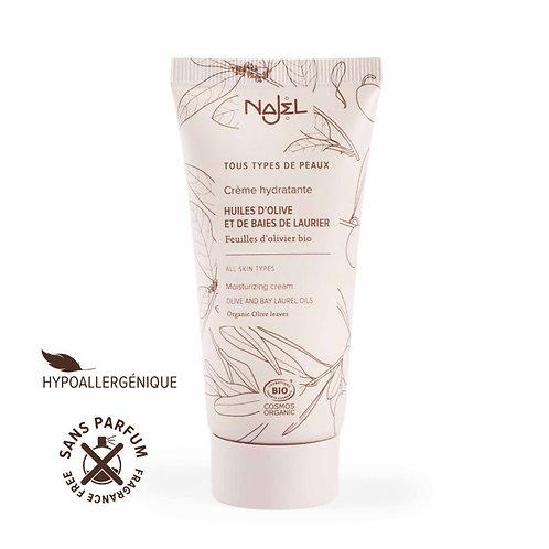 Crème hydratante - tout type de peau - Najel