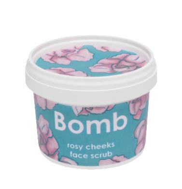 Exfoliant visage - Rosy Cheeks - Bomb cosmetics
