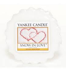 Tartelettes Yankee Candle - Snow in Love