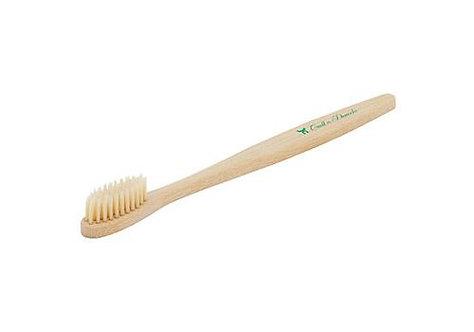 Brosse à dents en bambou enfant