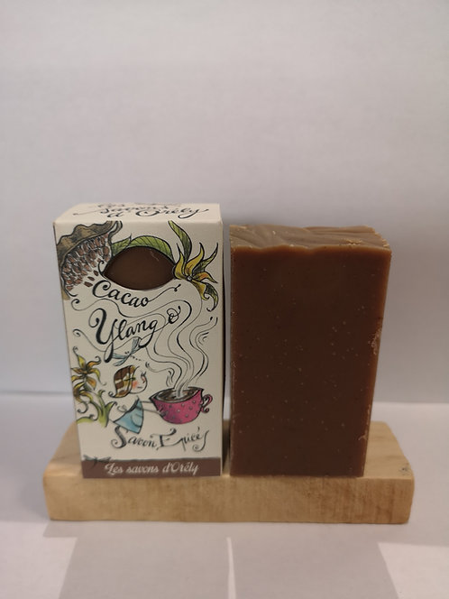 Savon Cacao Ylang - Orély