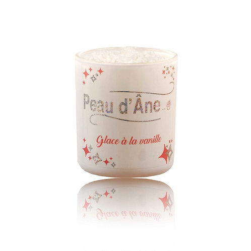 Bougie-Bijou pour Femme - Glace à la vanille