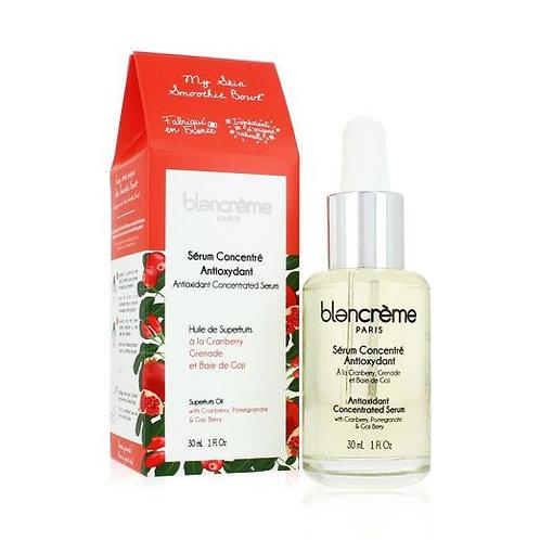 Sérum visage concentré antioxydant 30ml - blanc crème