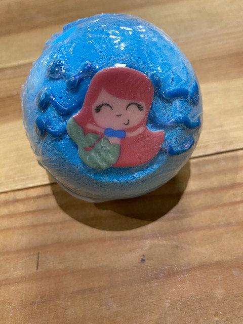 Bombe de bain effervescente Mermaid For Each Other - Bomb Cosmetics