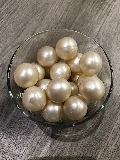 Perles de bain ronde - Coco