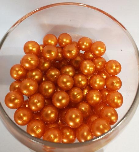 Perles de bain ronde - Monoï