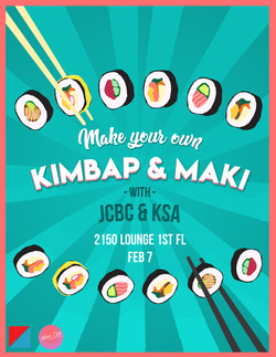 Kimbap & Maki
