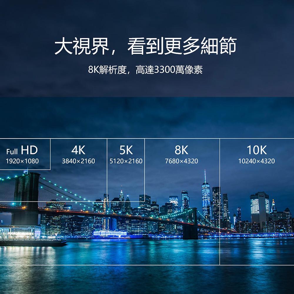 首款會發光的 Monster怪獸線 Essentials LED HDMI 8K 線 | UHS超高速HDMI認證