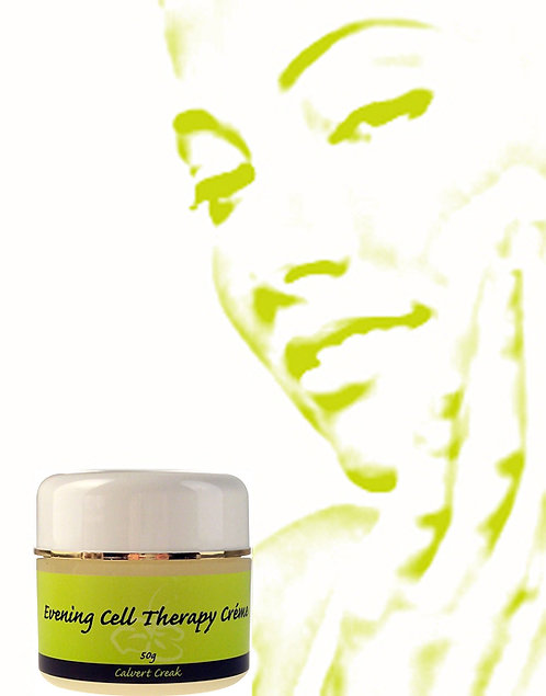 Evening Cell Therapy Creme for Sensitive Skin