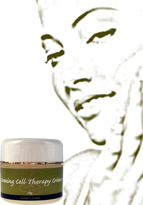 Evening Cell Therapy Creme for Dry Skin