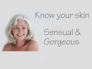 Know your skin - Sensual