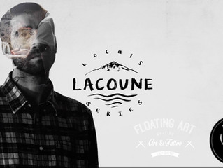 """Lacoune Locals Series with """"Juan Rivera"""" (Floating Art)"""