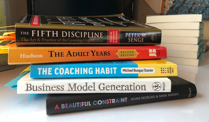 5 Books That Will Change the Way You Lead Forever