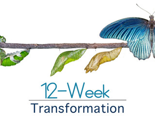 How to Get Unstuck and Transform Your Life in 12 Weeks