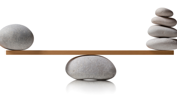 How to Find True Balance in Your Life