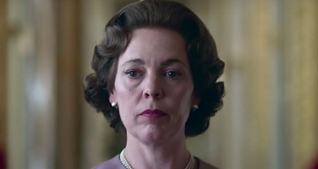 Olivia Coleman, The Crown