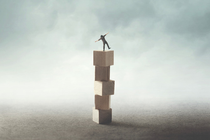 Want to Be a True Unstuck Leader? Learn to Let Go of Stability.