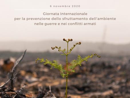 Ambiente, 40% conflitti è legato a sfruttamento risorse naturali