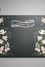баннер на свадьбу дмитров, пресс-вол на свадьбу дмитров