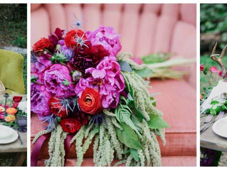 Богемный шик: свадьба в стиле Бохо в Дмитрове