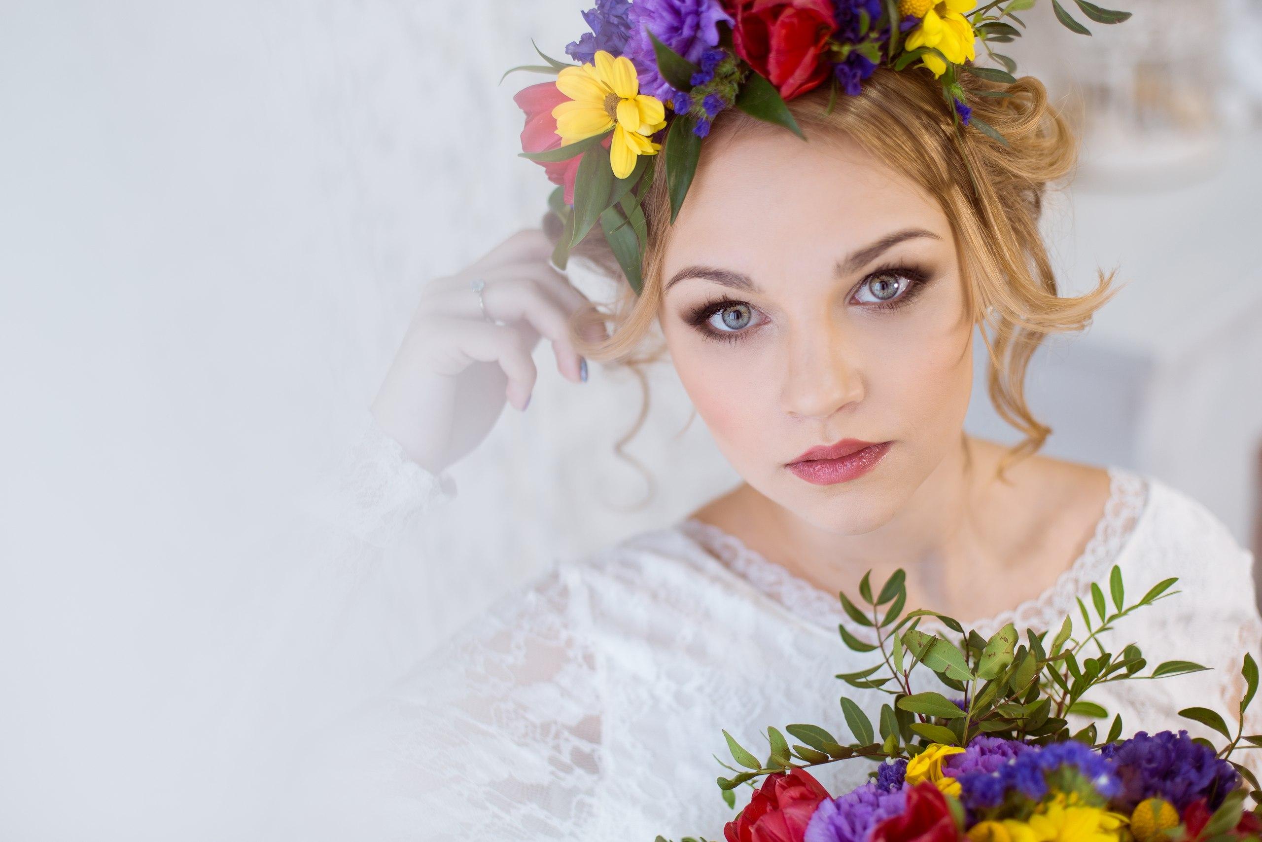 венок на свадьбу Дмитров