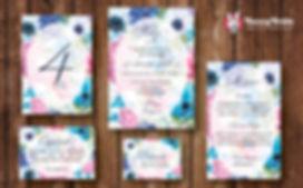 яркие приглашения на свадьбу на заказ, свадебные приглашения дмитров