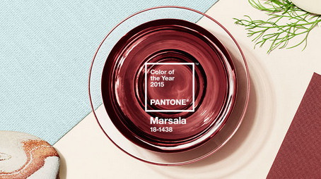 Цвет 2015 года - Марсала!