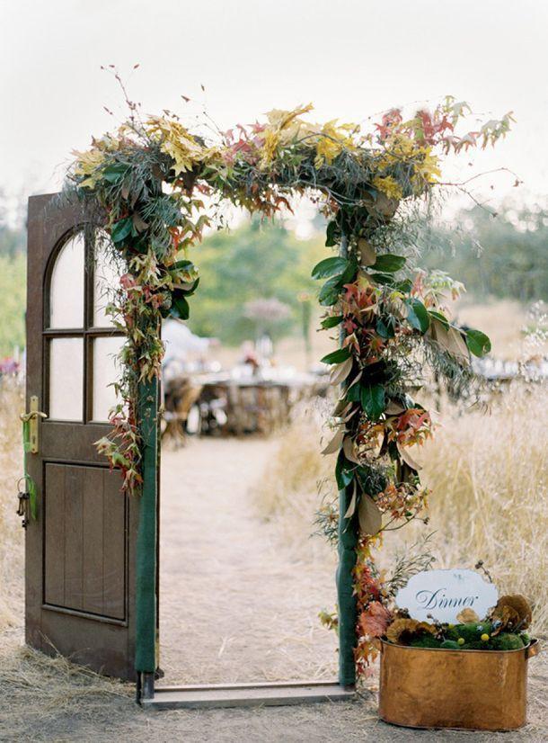 осенняя свадьба в Дмитрове