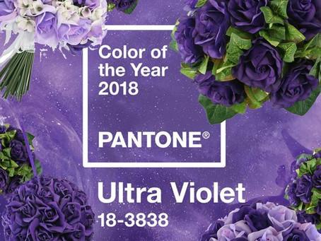 Главный цвет 2018 года: его величество Ультрафиолет