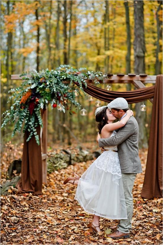 свадьба осенью Дмитров
