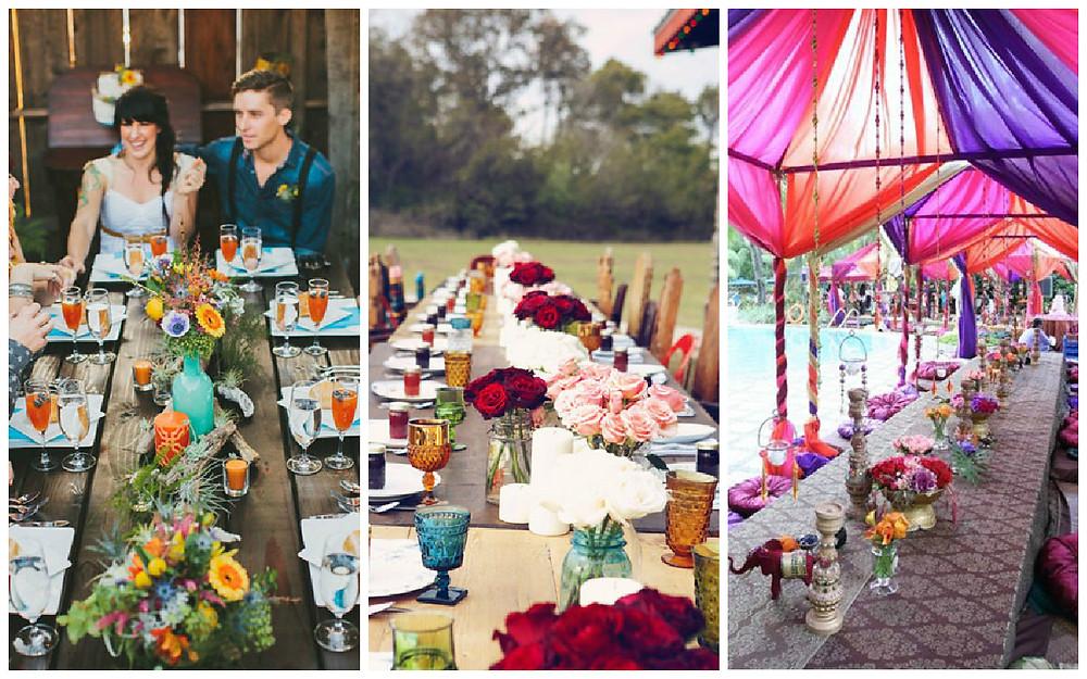 бохо свадьба в Дмитрове