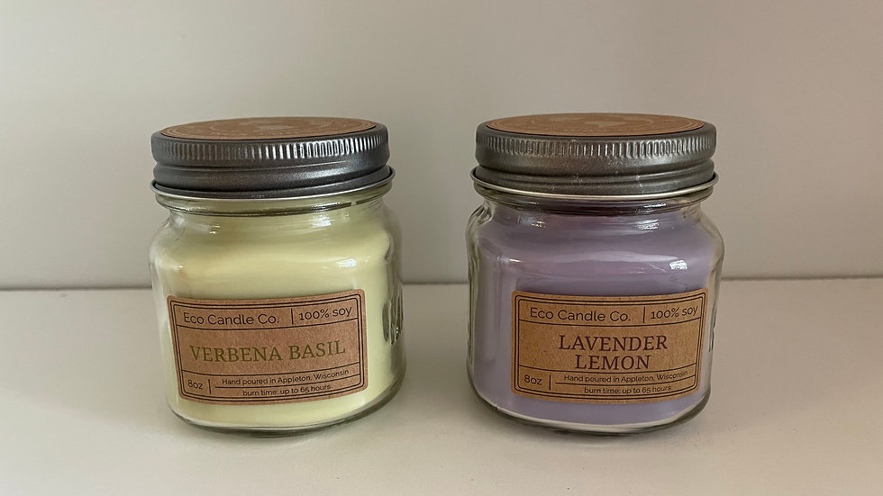 Soy Eco Candles
