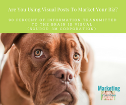 Are You Using Visual Posts To Market-