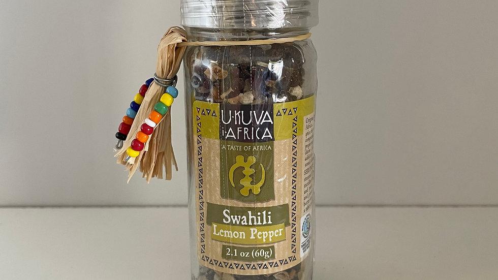 Swahili Lemon Pepper