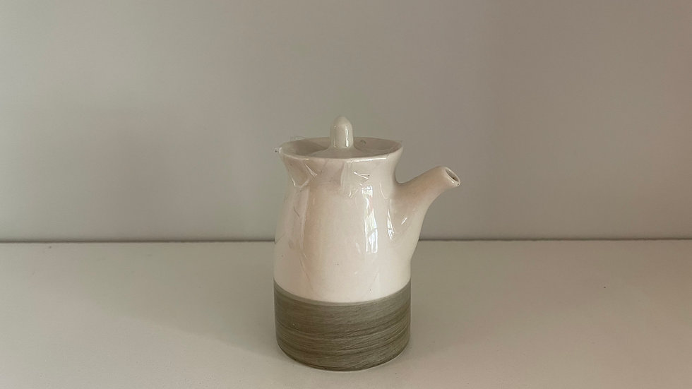 Small Soy Sauce Pitcher