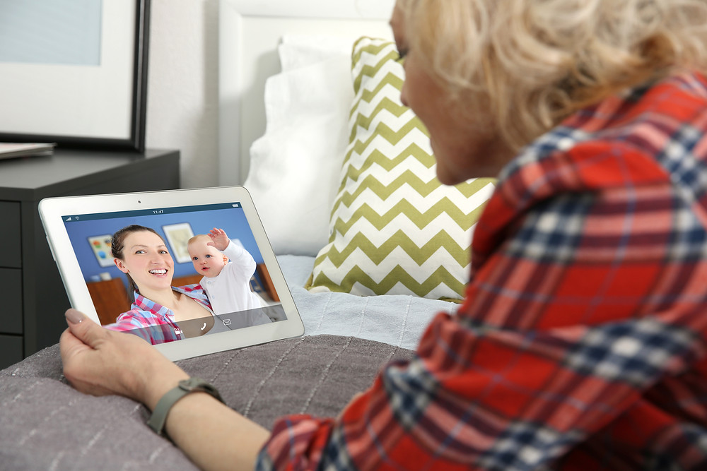 Mother's Day Treta Video Chat