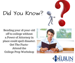 Did You Know College prep workshop
